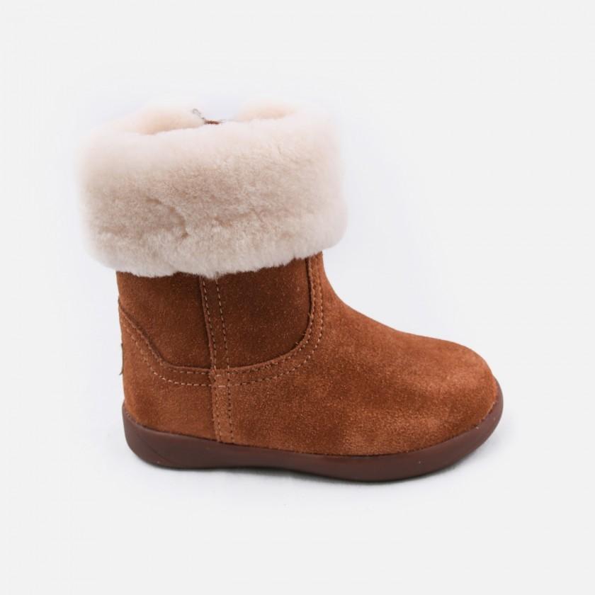 Ugg Boots Folding Fur