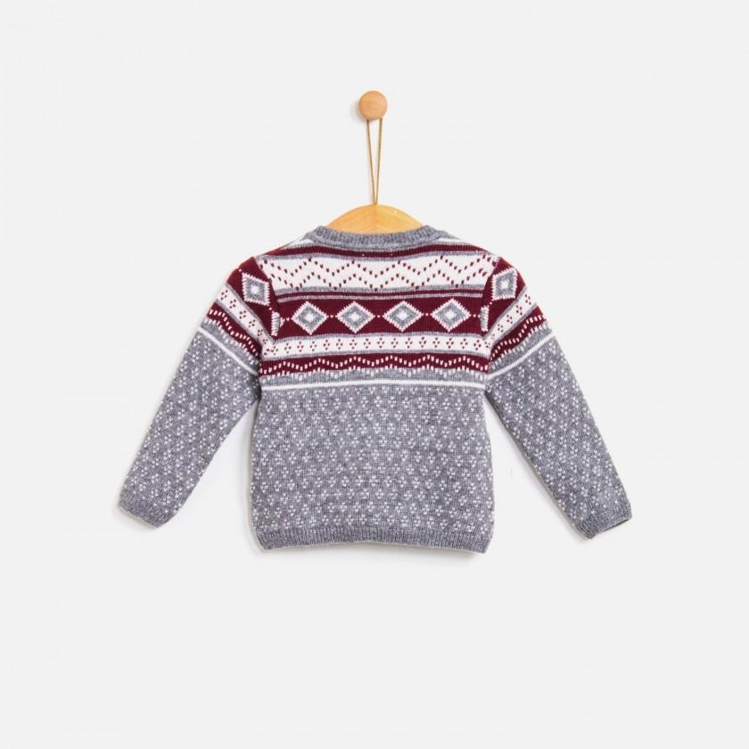 Casaco tricot Jul