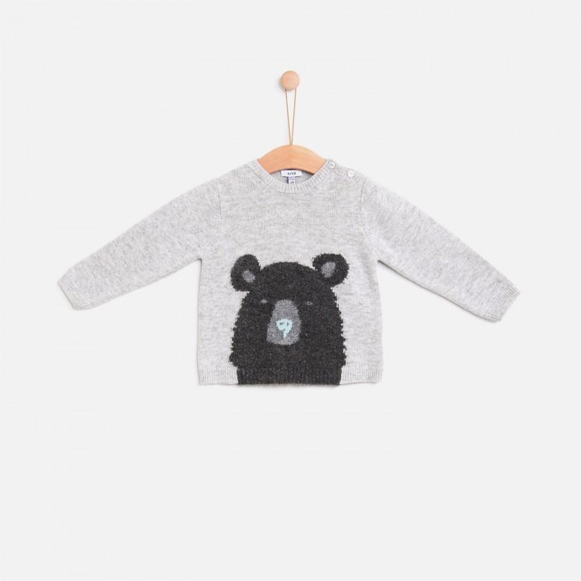 Mr. Bear sweater