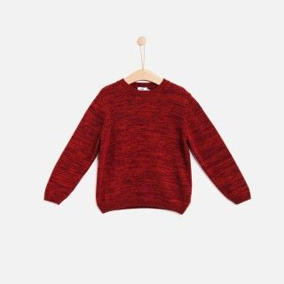 Boy sweater wool Sunny Turns