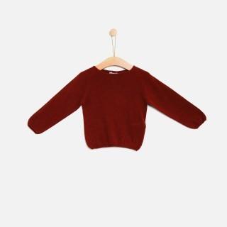 Camisola menina lã Tromso