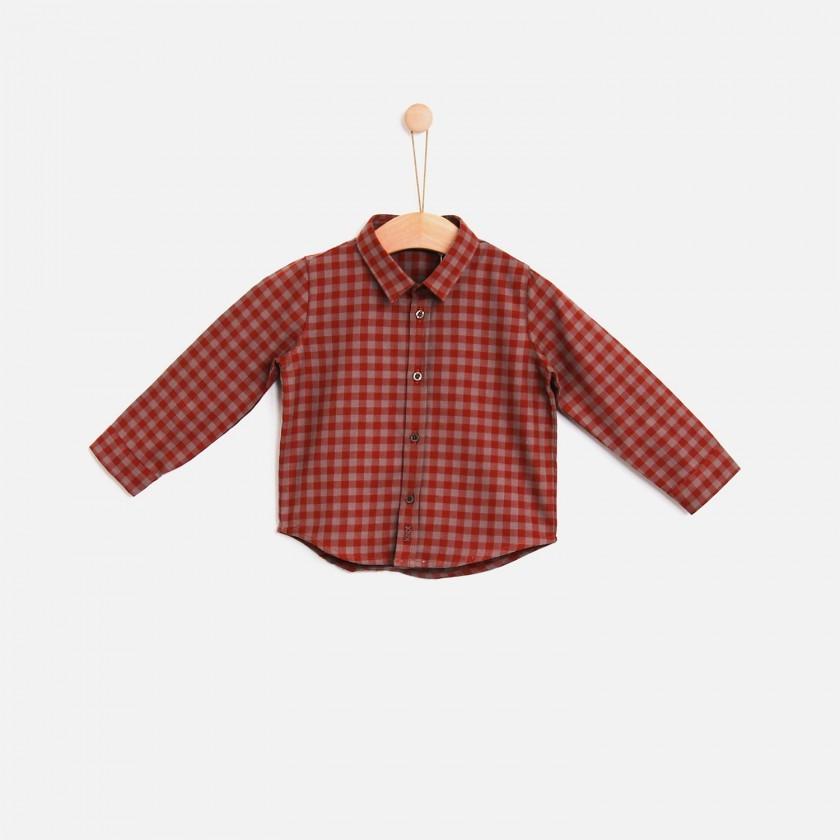 Camisa Skylander checks