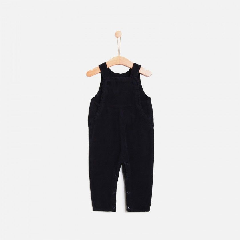 Frill Overalls
