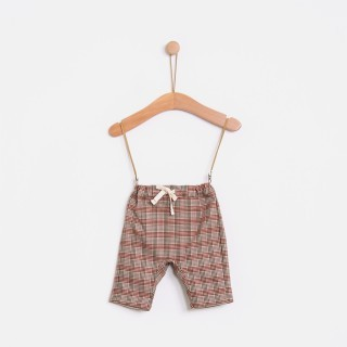 Baby trousers Landscape Checks
