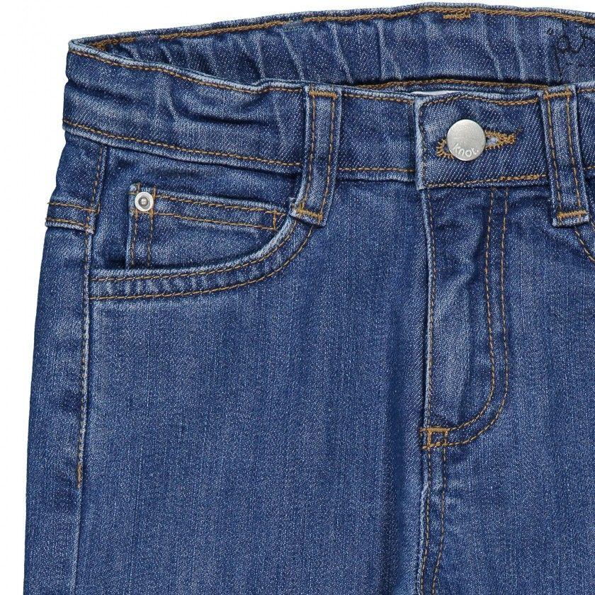 James denim trousers