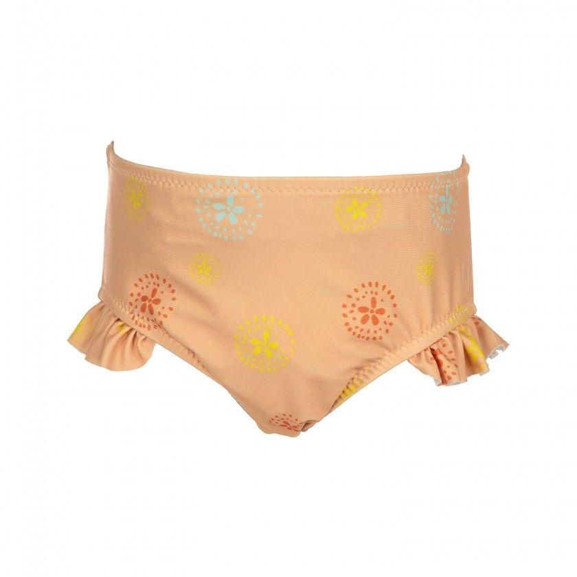 Cuecas de banho bebé Batik Flower