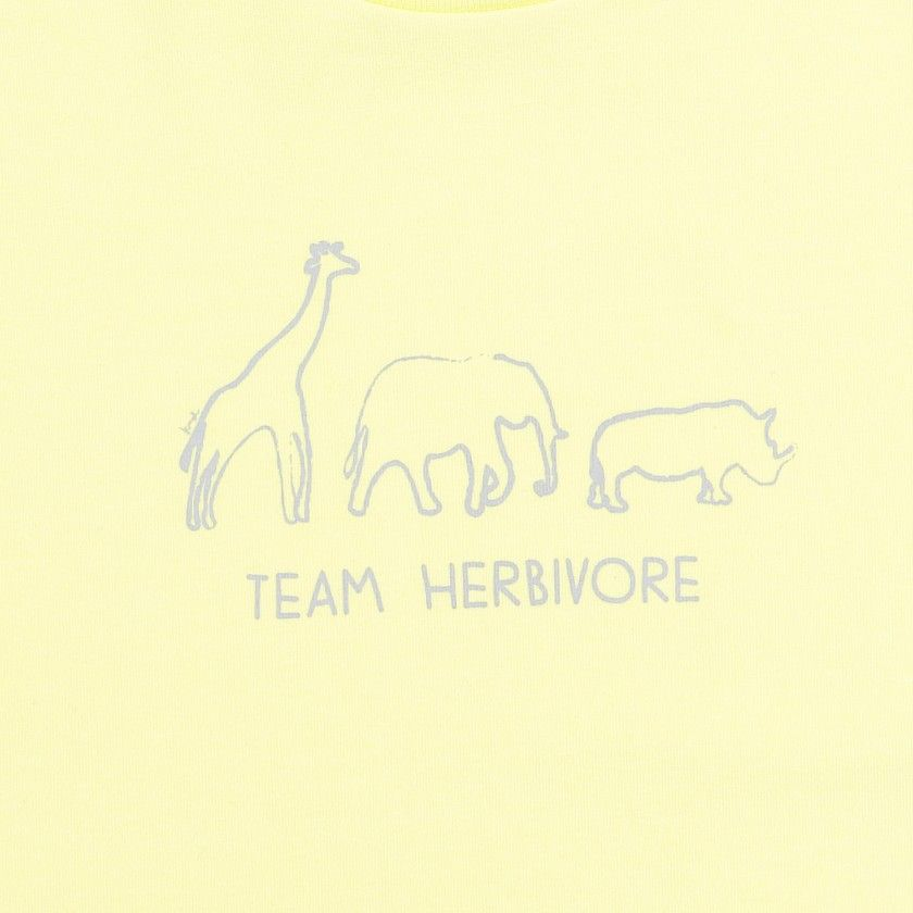 T-shirt team herbivore