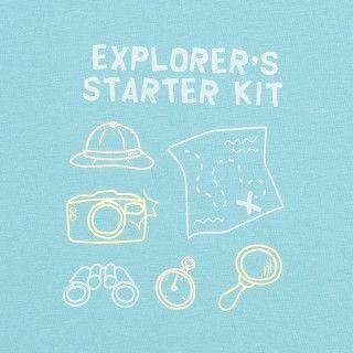 Explorer starter kit t-shirt