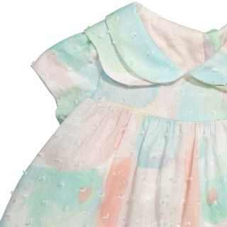 Dress baby cotton Wild Savana
