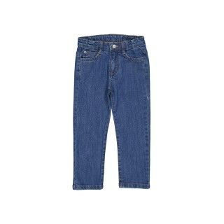James denim trousers