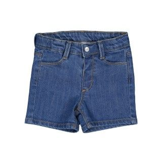 Vaquero Shorts Denim 5 bolsillos