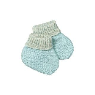 Botas Tricot Little Waves