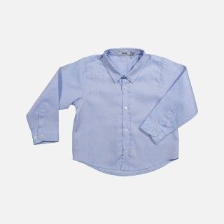 Boy shirt cotton Timeless