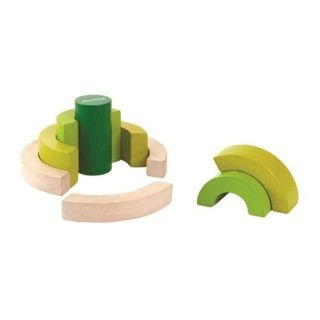 Wood Blocks Plantoys