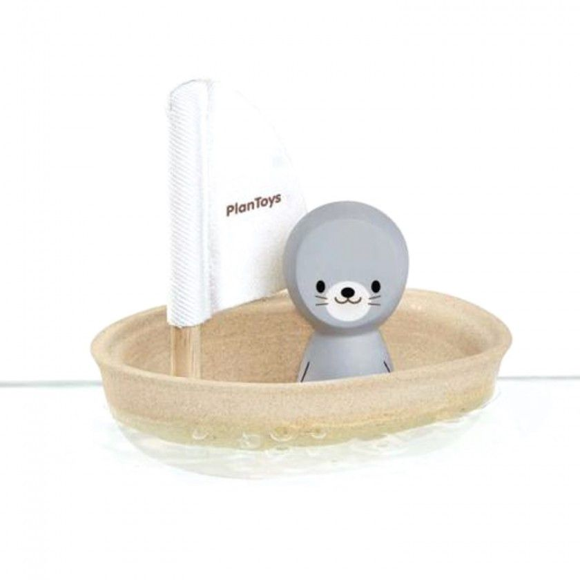Seal Floating Boat Plantoys