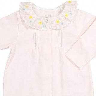 Babygrow Flores