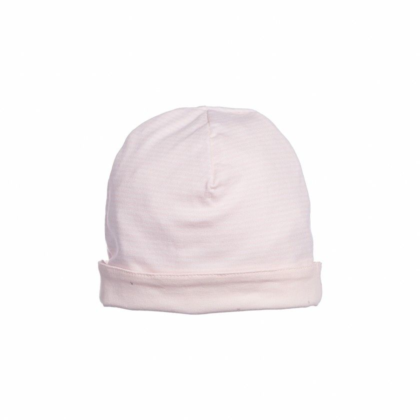 Gorro Pink Stripes
