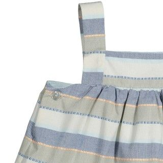Zulu Pinafore Dress