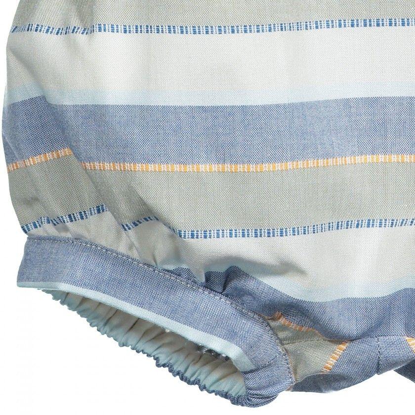 Calções bebé algodão Zulu