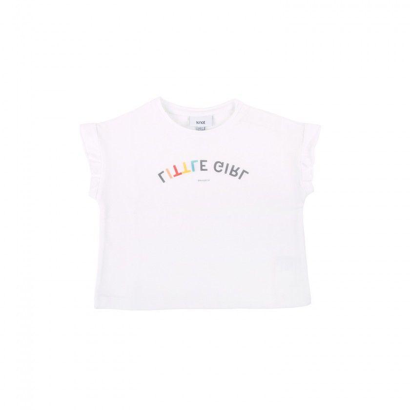 T-shirt Especial Dia do Pai 2019 Bebé Menina