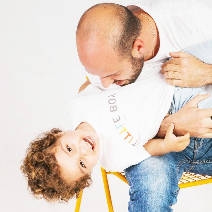 T-shirt Especial Dia do Pai 2019 menino