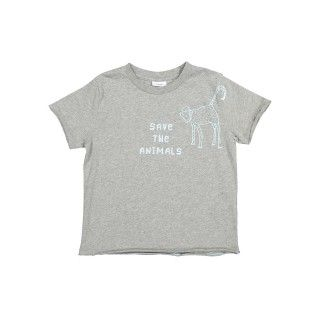 T-shirt save the animals