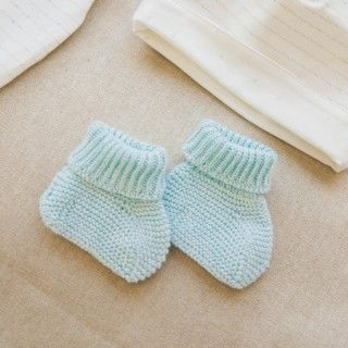 Soft Savana Knitted Botties