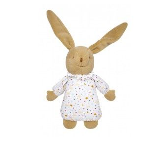 White Rabbit Trousselier Plush