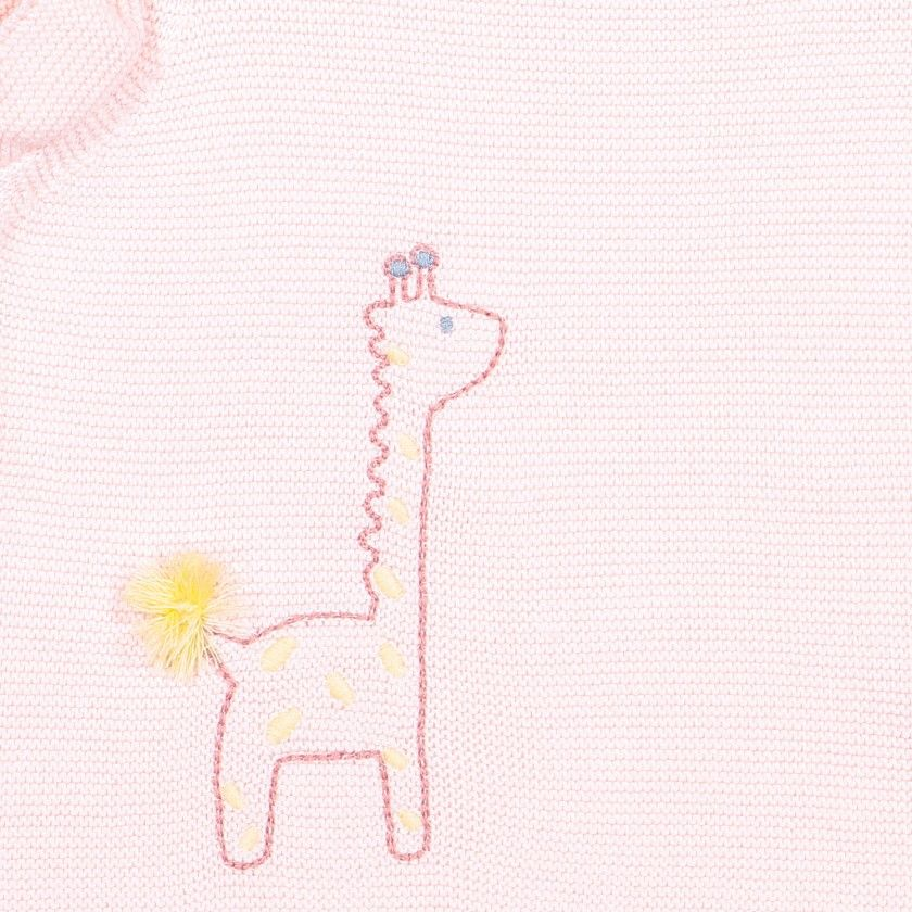 Giraffe Knitted Sweater