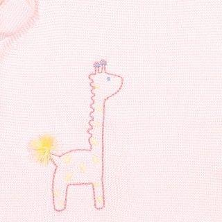 Camisola Tricot Girafa