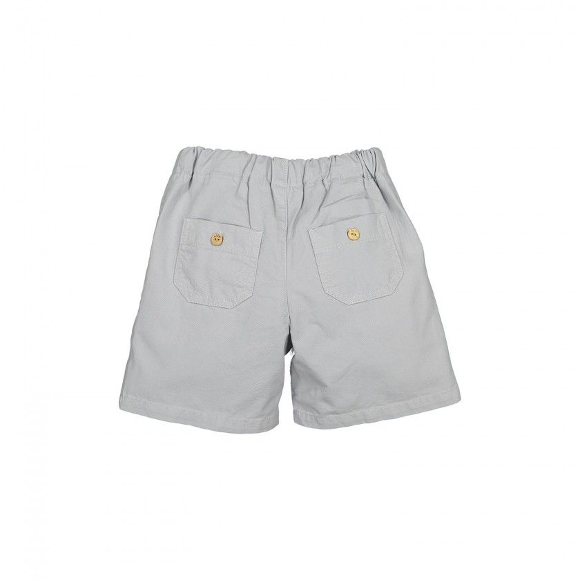Stitched shorts