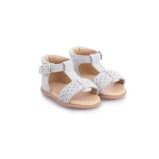 Sandálias pré-andantes de festa
