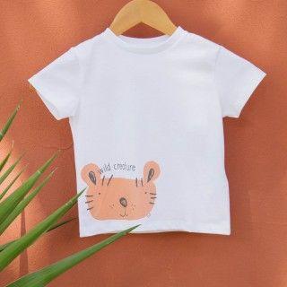 T-shirt Especial Dia da Mãe Bebé Menino