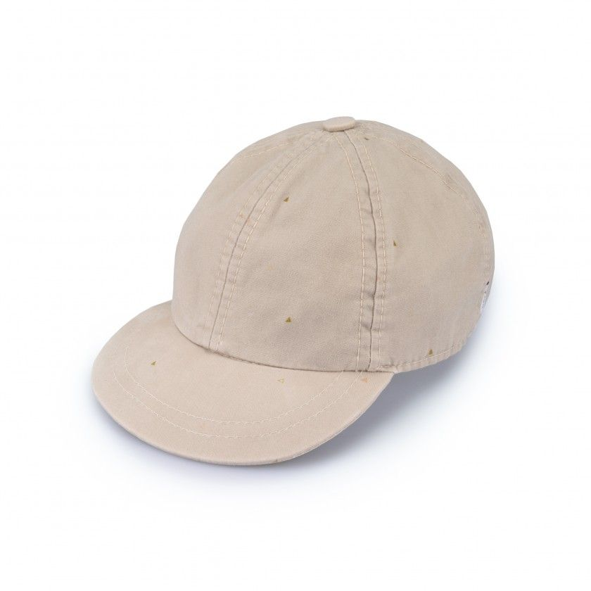 Cap with Triangles