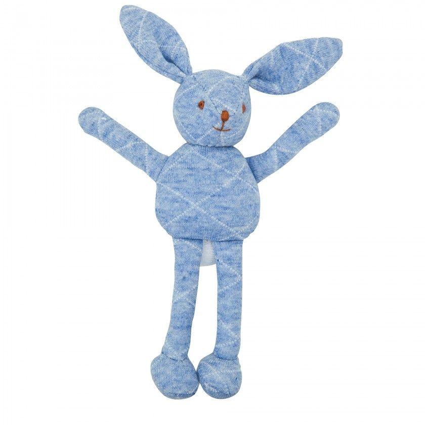 Peluche Trousselier Coelho Azul