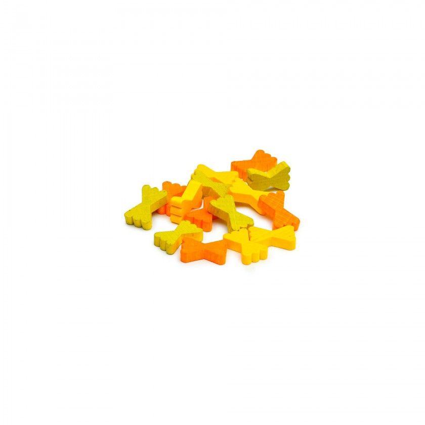 Brinquedo Madeira Erzi Caixa de Massinhas