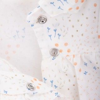 Little Flowers Blouse