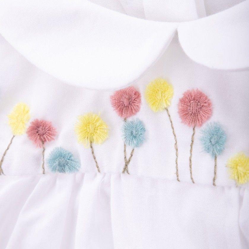 Blusa Flores Da Savana