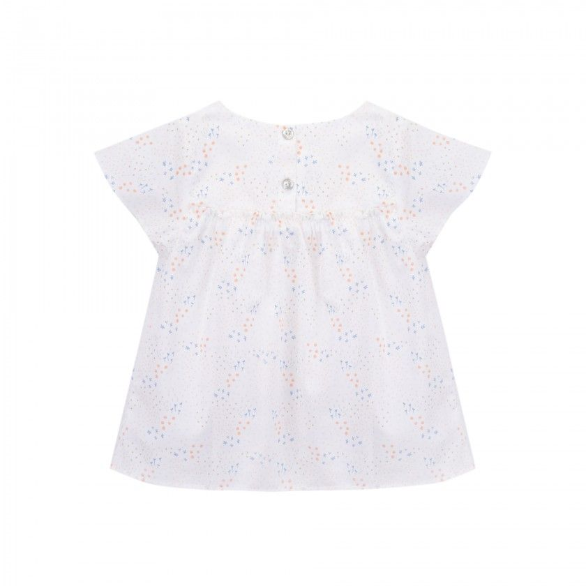 Blusa little flowers