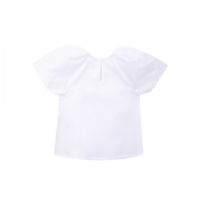 Blusa loose sleeves