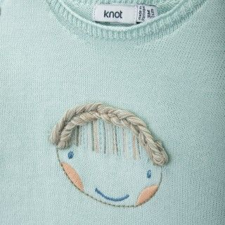 Doll Knitted Sweater
