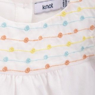 Fofo Colorful Knots