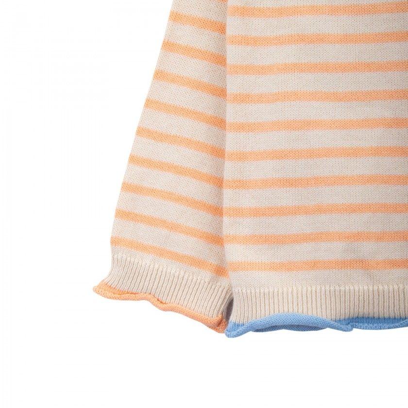 Camisola tricot Hello Sun