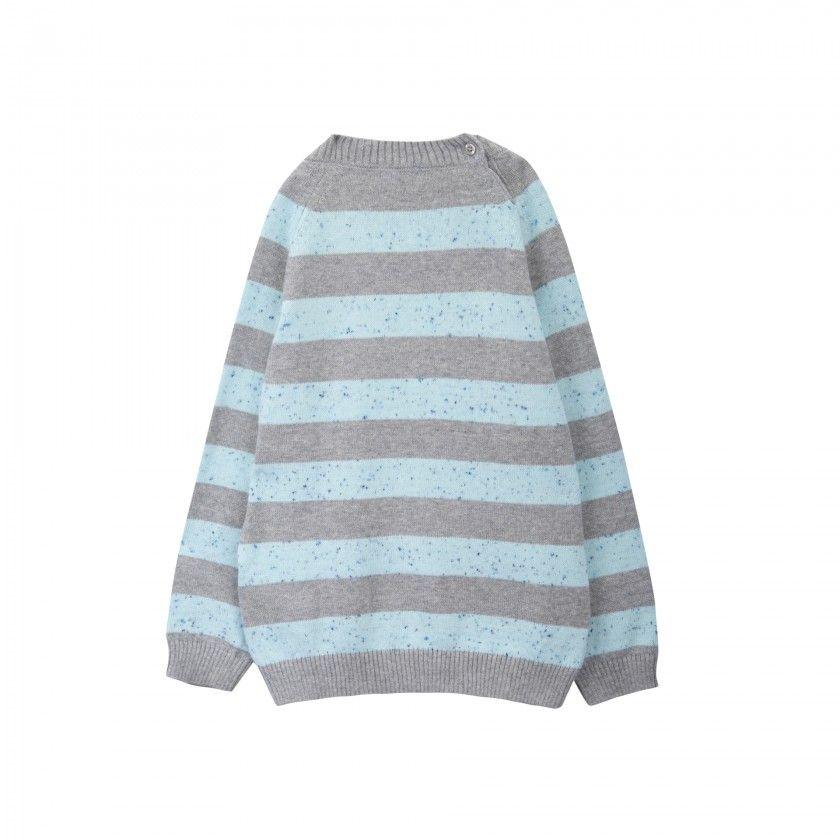 Canguru pocket knitted sweater