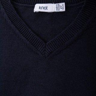Camisola v-neck