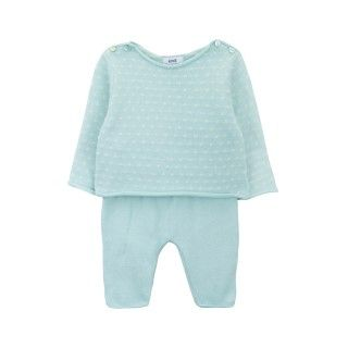 Set Tricot Little Waves