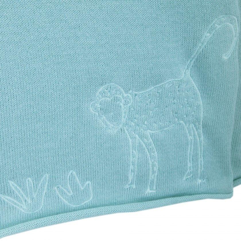 Camisola tricot wild monkey