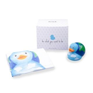 Save the Planet Kit - T-shirt for children and toy