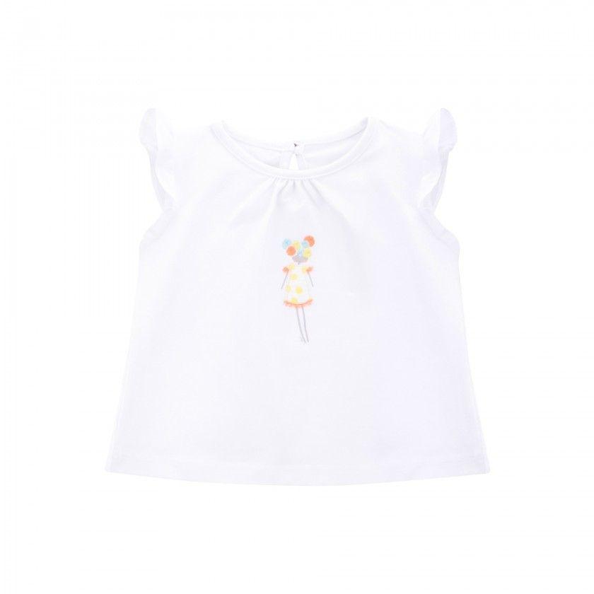T-shirt boneco