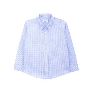 Shirt boy cotton Vichy